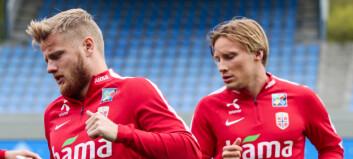 Nedslående nyhet for norske spillere