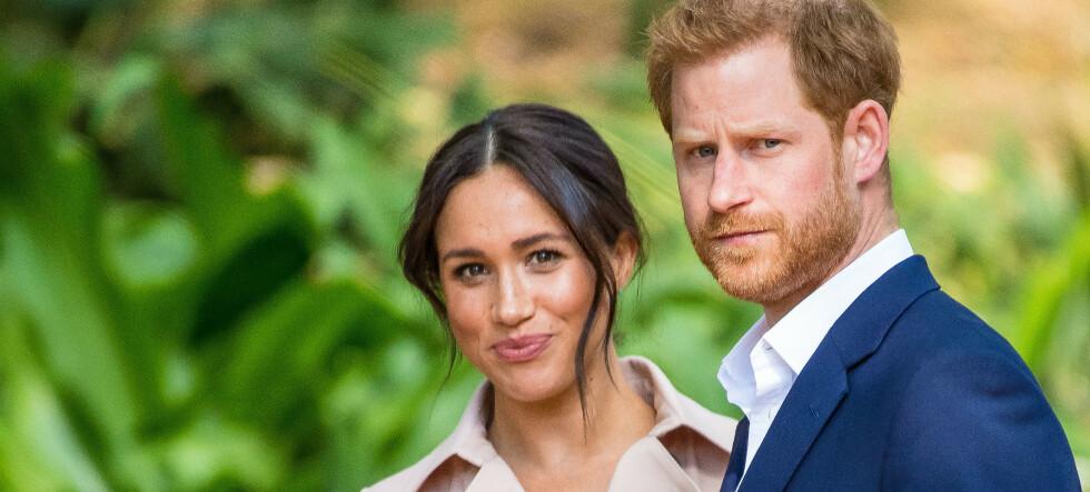 Prins Harrys private smser til svigerfar er offentliggjort
