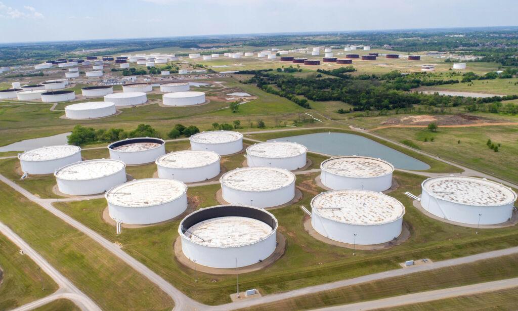 image: Ufattelig oljekrise: Bildet forklarer alt