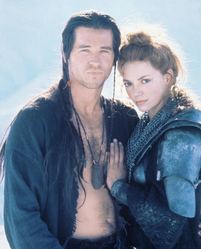 <strong>VAR GIFT:</strong> Fra 1988 til 1996 var Kilmer gift med britiske Joanne Whalley. De fikk to barn sammen. Foto: NTB scanpix