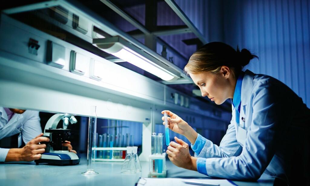 UFRITT: Norges forskningsråd har kommet med et utkast til ny strategi som legger sterke føringer på forskerne. Foto: Shutterstock / Scanpix.