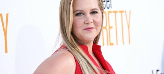 Amy Schumer endrer sønnens navn etter navneblemme