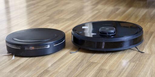 image: Duger en robotstøvsuger til 800 kroner?