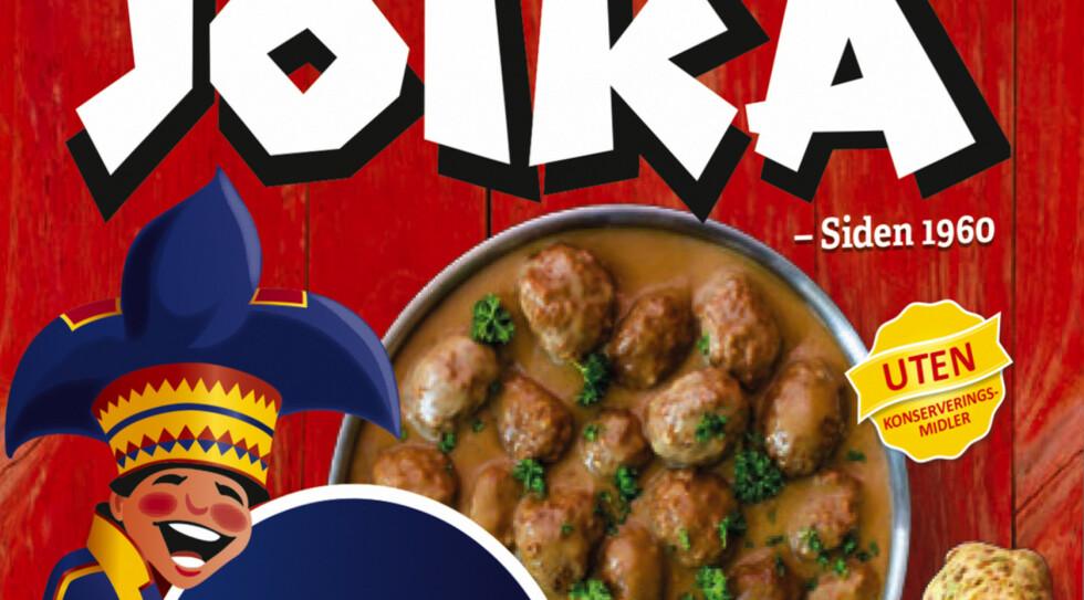 ELSKET OG OMSTRIDT: I 60 år har nordmenn spist Joikakaker. Men etter en stor reklamekampanje i vinter, har en rekke samer og samiske organisasjoner reagert på navnet og logoen. Reduserer Joika-pakningen samene til karikaturer og mytefigurer, eller er det krenkehysteri? Foto: Nortura