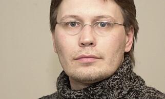 BEKLAGER: Nordlys-redaktør Skjalg Fjellheim. Foto: Dagbladet