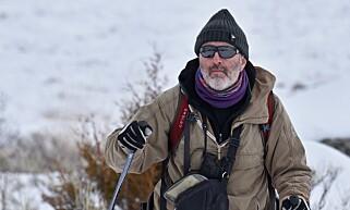 John Durrus Linnell, seniorforsker ved Norsk institutt for naturforskning.
