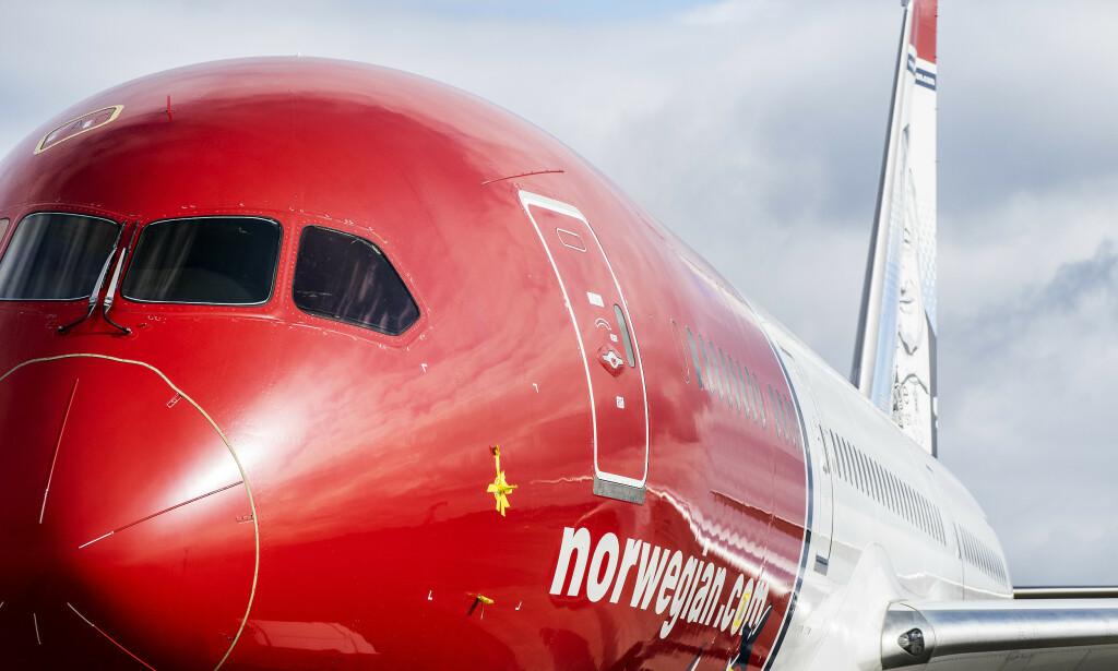 REDNINGSPLAN: Norwegian har redningsplanen klar. Foto: Hans Arne Vedlog