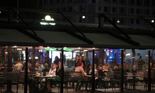 image: Forsker: Coronadødeligheten i Stockholm nærmer seg New York