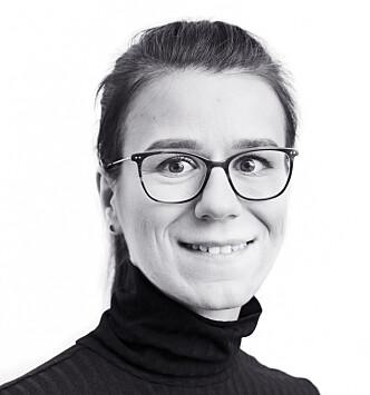 Frisør Agnieszka Sowul/Auster Salon & Academy FOTO: Yvonne Wilhelmsen