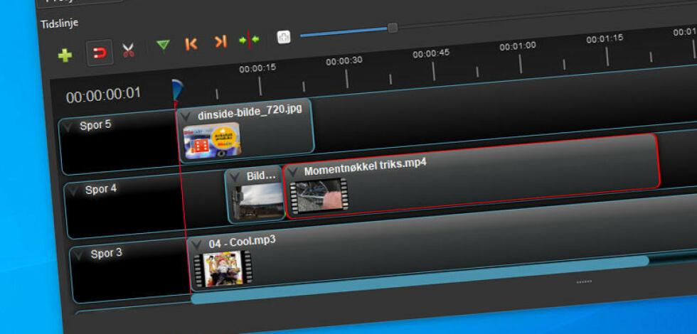 image: Videoredigering helt gratis