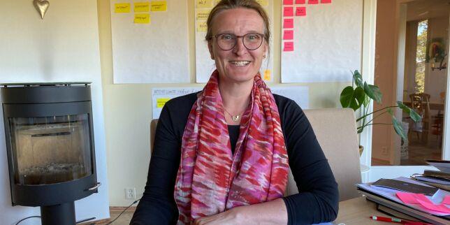 image: Heidi Brovold ny CTO i Capra Consulting