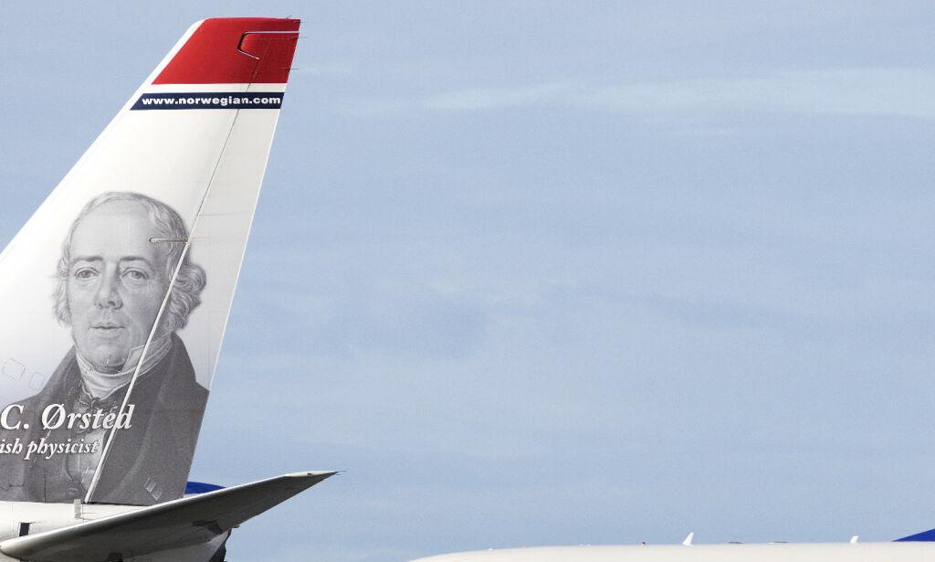 image: NHO-alarm for norsk luftfart