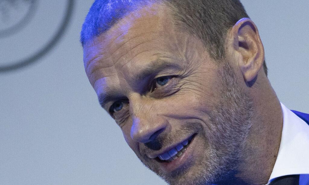 image: UEFA deler ut 2,7 milliarder i nødhjelp