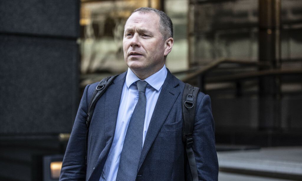 KRITIKK: Påtroppende sjef for oljefondet, Nicolai Tangen, har vært i hardt vær den siste tida. Foto: Jeff Gilbert/Shutterstock