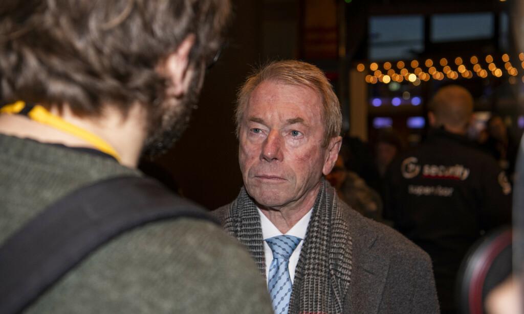 STORT TAP: Jens Ulltveit-Moes Umoe-gruppen gikk med 2,2 milliarder i underskudd i 2019, viser regnskapene. Foto: Lars Eivind Bones / Dagbladet
