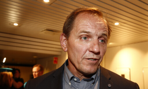 ALARM: Krisepakken for luftfarten i Skandinavia er på langt nær nok, sier leder i Norsk Flygerforbund, Yngve Carlsen. Foto: Terje Pedersen / NTB scanpix