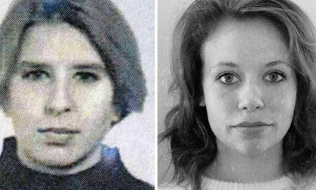 VIL GIFTE SEG: De sitter begge inn for drap. Nå ønsker Natalia Pshenkina (40) og Sara Lundblad (31) å gifte seg. Foto: Polisen
