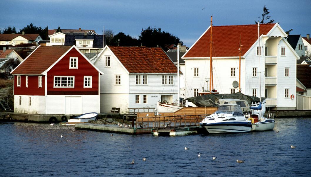 Gamle Skudeneshavn. Foto: NTB Scanpix
