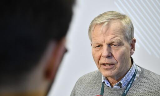 FORSTÅR UTÅLMODIGHETEN: Svein Lie, fagdirektør og lege i Helsedirektoratet. Foto: Lars Eivind Bones / Dagbladet