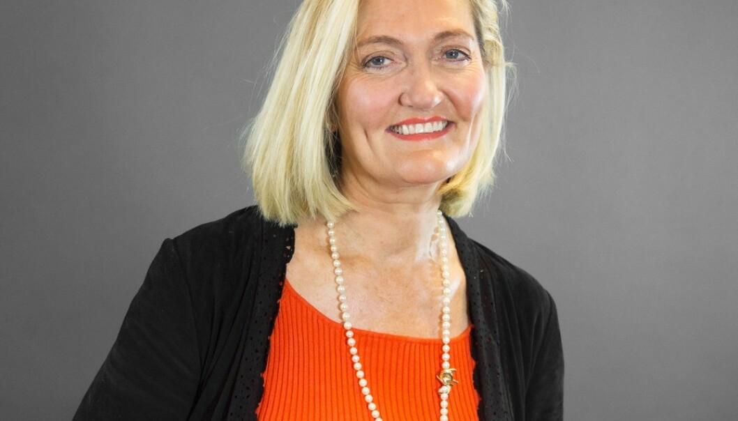 FORLØPER SEG ANNERLEDES: Anne Christine Poole er en av landets fremste eksperter på migrene. Hun forteller at migrene hos barn ofte ikke blir oppdaget fordi anfallene er kortere enn hos voksne. FOTO: Privat
