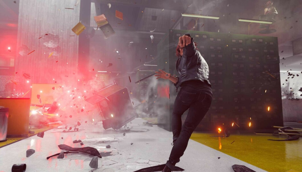 «Control» viste seg å være et skikkelig gjennomført spill.