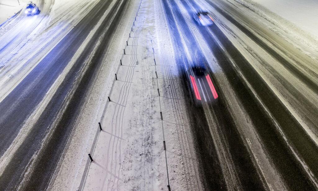 image: Mai åpner med snø og kuldegrader