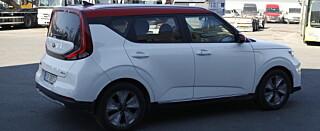 URBAN: Nye Kia Soul EV ble kåret til årets bybil av World Car of the Year-juryen. Foto: Øystein B. Fossum
