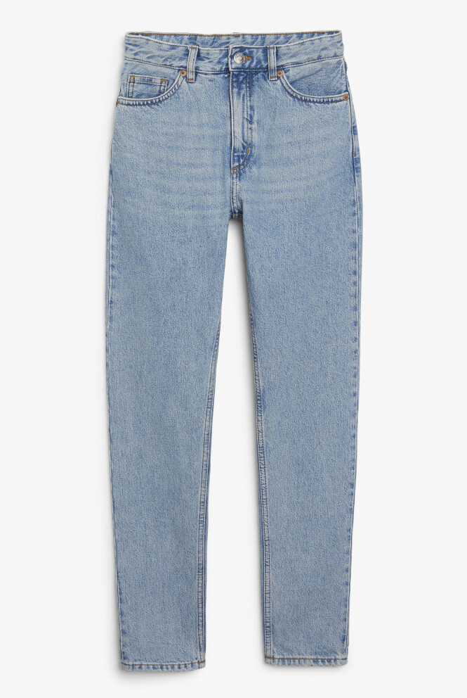 Smale jeans (kr 400, Monki).
