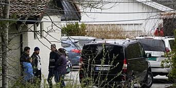 image: Anne-Elisabeth Hagens ektemann Tom Hagen er pågrepet