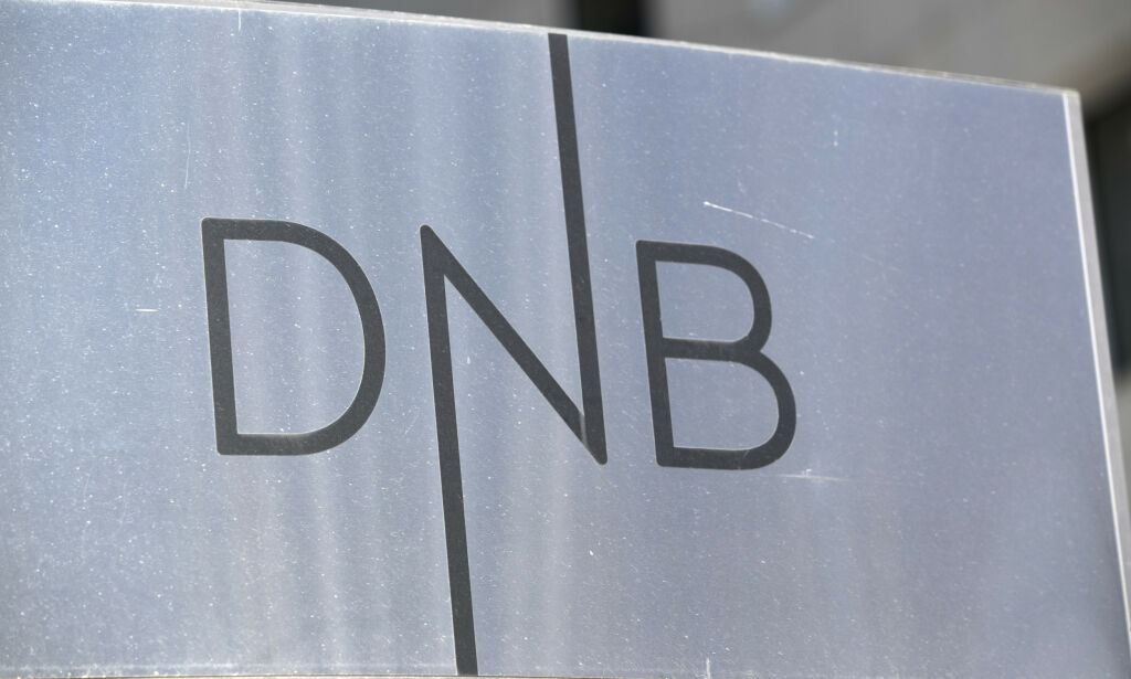 image: Stort fall for DNB