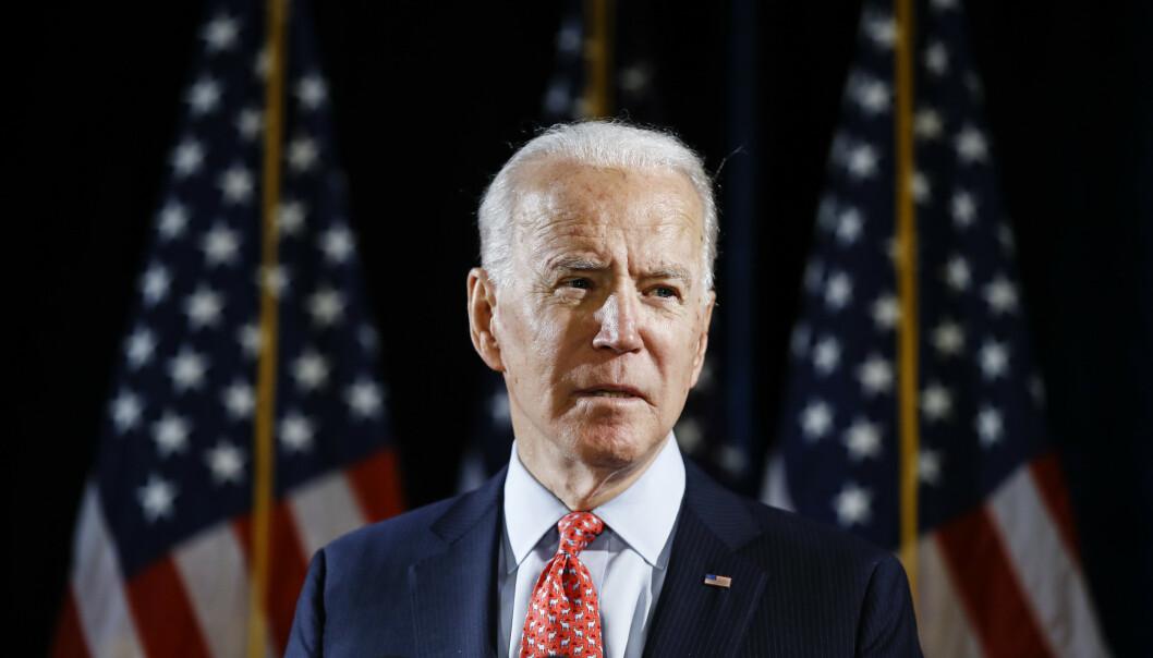 Presset øker mot Demokratenes presidentkandidat Joe Biden, som ventes å svare på anklager om et seksuelt overgrep mot en tidligere ansatt. Arkivfoto: Matt Rourke / AP / NTB scanpix