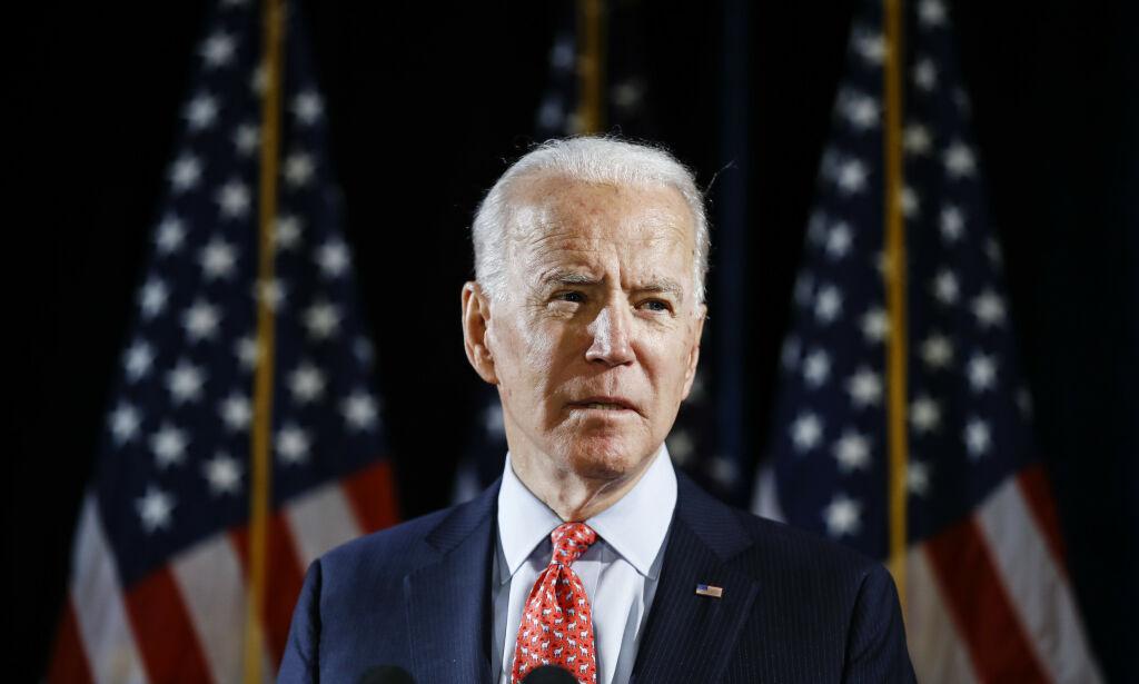 image: Presset øker mot Joe Biden etter overgrepsanklage