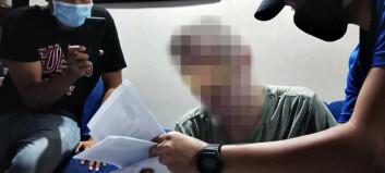 Nordmann pågrepet på Filippinene