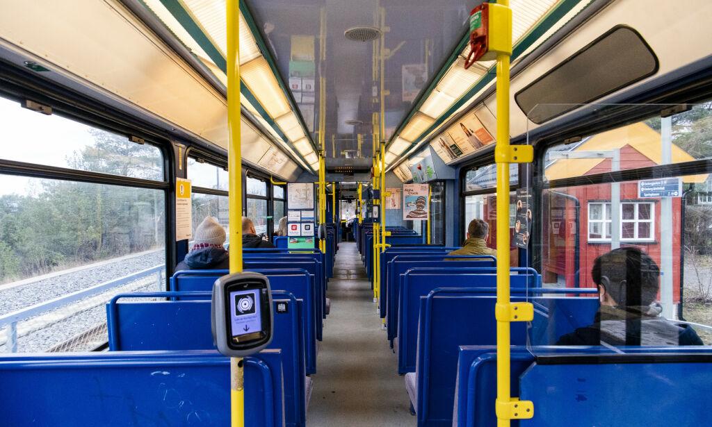 image: Setter tak på antall passasjerer