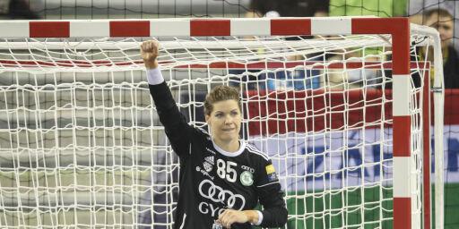 image: Kari Aalvik Grimsbø legger opp
