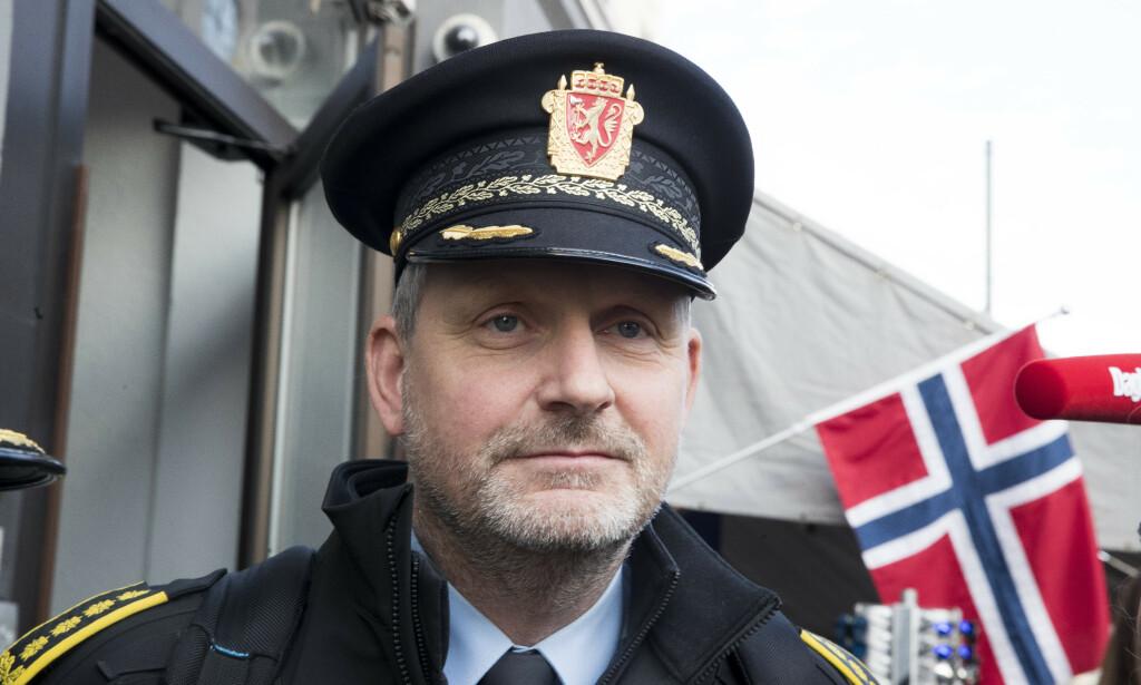 Politiinspektør Tommy Brøske sier politiet har mottatt noen nye tips etter at Tom Hagen ble siktet. Flere av tipsene undersøkes videre. Foto: Terje Pedersen / NTB scanpix