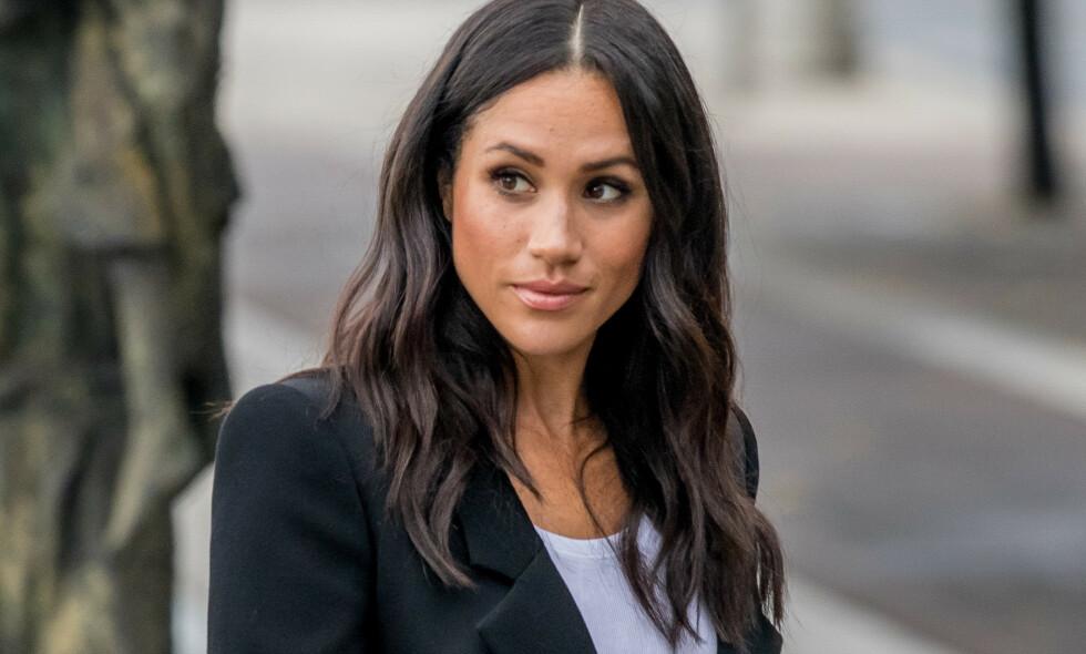AVVIST: Flere av hertuginne Meghans anklager mot britiske tabloidaviser er forkastet i retten. Foto: NTB scanpix