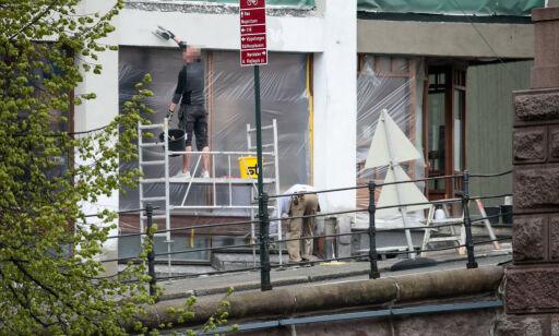 image: Bildet fra 1. mai får Lysbakken til å steile:- Flaut for Venstre