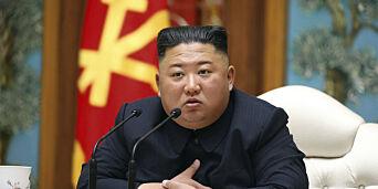 image: Kim dukket opp igjen etter 20 dager