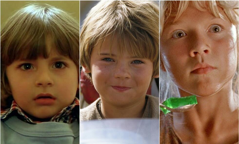 UNDER RADAREN: De briljerte som unge barnestjerner, men valgte seg til slutt et liv vekk fra offentligheten. Dette gjør flere av de største barnestjernene den dag i dag. Foto: NTB Scanpix
