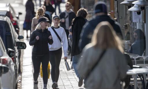 image: Falsk artikkel om Sveriges coronastrategi sprer seg
