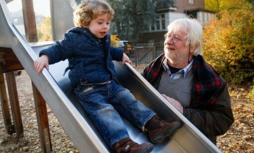 image: Gladnyhet for besteforeldre