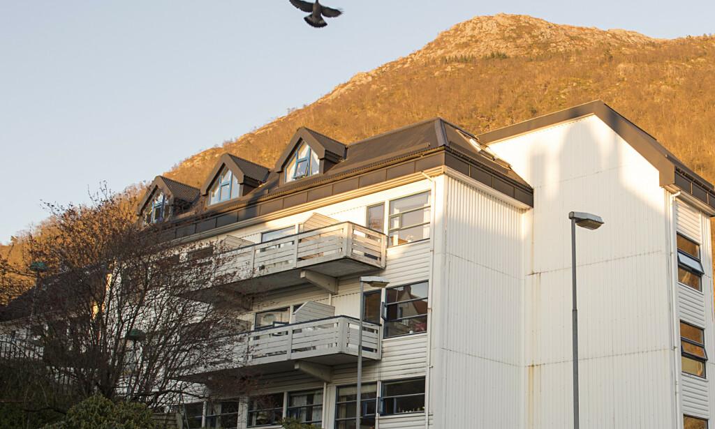 Mange sykehjem er blitt hardt rammet av coronaviruset. Ved Metodisthjemmet i Bergen har 16 beboere dødd. Foto: Marit Hommedal / NTB scanpix