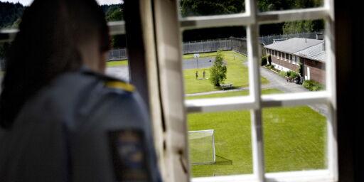 image: Upresist om coronatiltak i norske fengsler