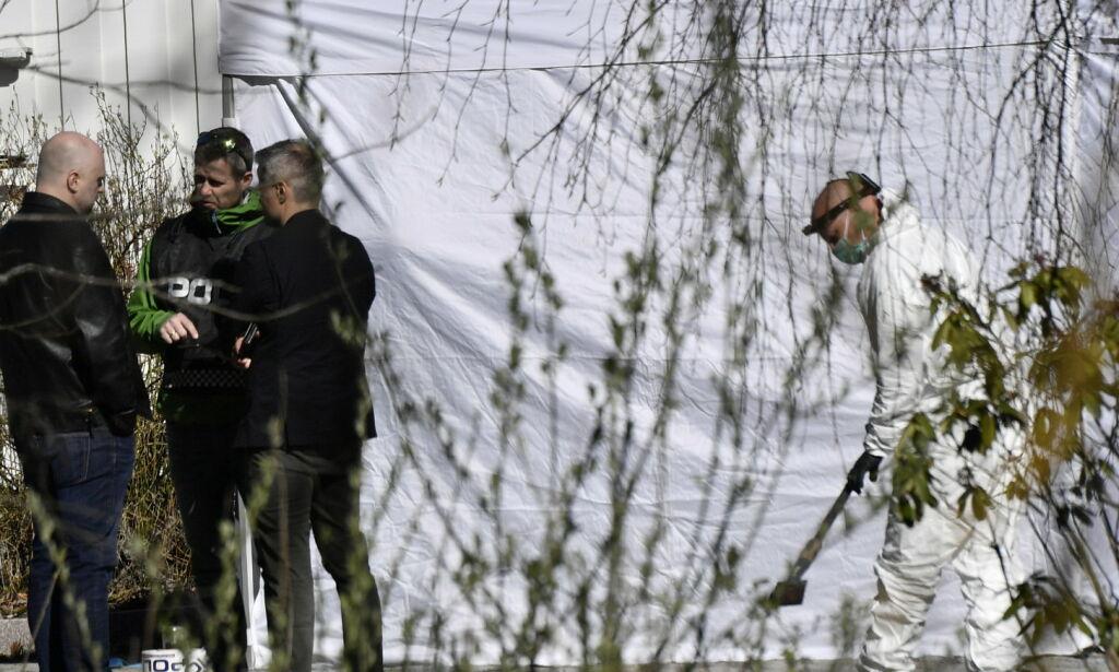 image: Politiets desperate jakt