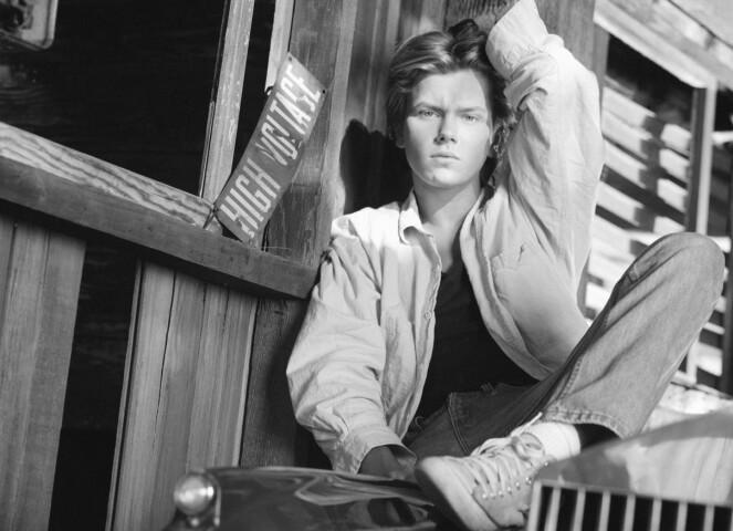 BROR: Skuespiller River Phoenix hadde allerede en Oscar-nominasjon, men døde i 1993 av en overdose, bare 23 år gammel. FOTO: NTB Scanpix