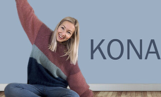 KONA TIL: Mysteriet om sprøstekt løk ble endelig løst av Kona til. Foto: Privat