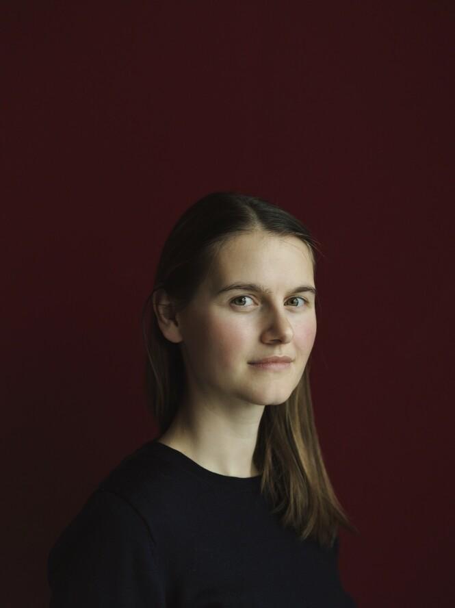 – Jeg var 11 år, jeg ante ikke at man kunne skifte kjønn. Jeg ble veldig fort voksen, sier Malou Reymann. FOTO: Marie Hald