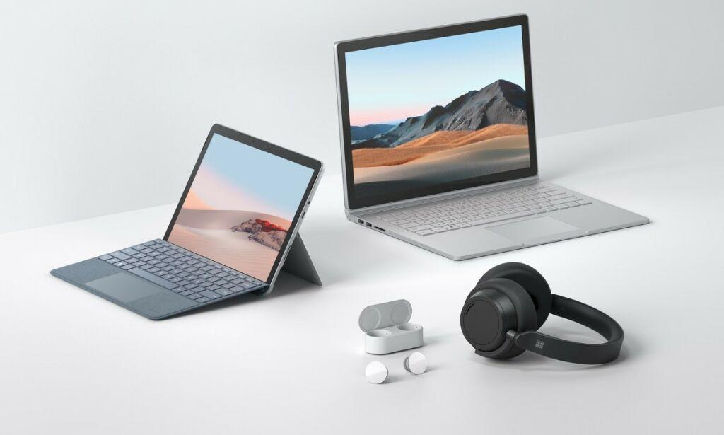 image: Produktskred fra Microsoft