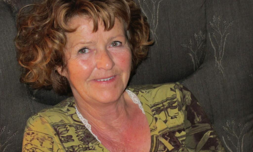 SAVNET: Anne-Elisabeth Hagen har vært sporløst forsvunnet siden 31. oktober 2018. Foto: Privat.